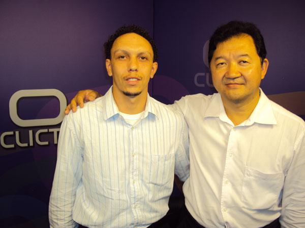 Rodrigo, da Cloud Consulting, com Kendi