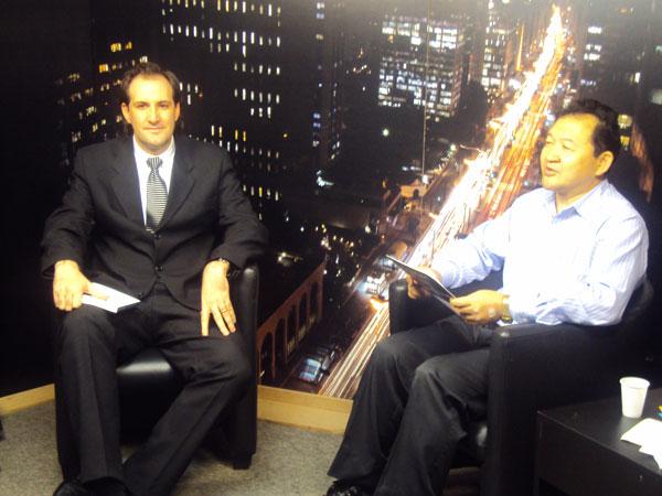 Entrevista com Fabio Cipriani, na Tv Call Center