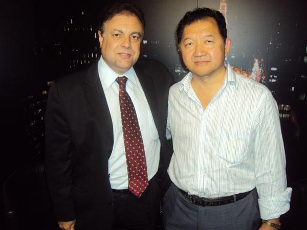 Miguel Windt, Diretor Comercial da Centrix na Tv Call Center