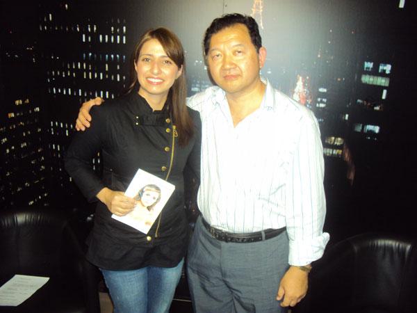Vania Amorim, do Blog do Call Center, participa da Tv Call Center