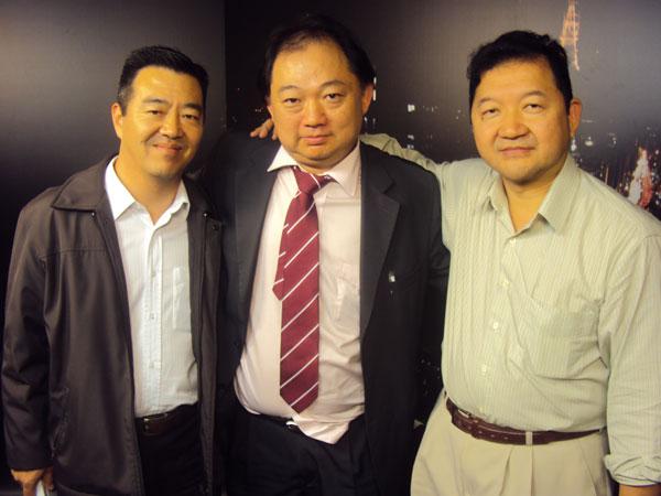 Voice Technology na Tv Call Center, com Marcius e Cláudio