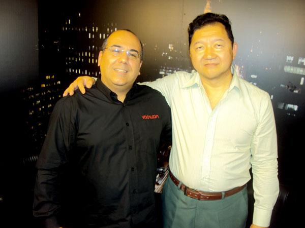 Entrevista de Carlos Carlucci, Contry Manager da Vocalcom, na Tv Call Center