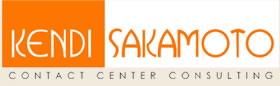 Kendi Sakamoto Contact Center Mobile Logo
